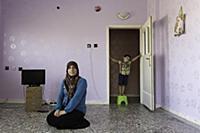 Turkey / Batman / Syrian Refugee / 2015 / Her husb