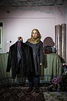 Turkey / Hatay / Syrian Refugee / 2014 / She is on