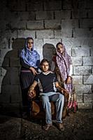Turkey / Hatay / Syrian Refugee / 2013 / Although