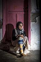 Turkey / Hatay / Syrian Refugee / 2013 / Sherifa,
