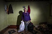 Turkey / Hatay / Syrian Refugee / 2014 / She fled