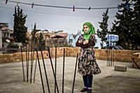 Turkey / Hatay / Syrian Refugee / 2014 / Nur, age