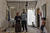 Turkey / Batman / Syrian Refugee / 2015 / They ren