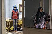 Turkey / Batman / Syrian Refugee / 2015 / Even tho