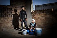 Turkey / Hatay / Syrian Refugee / 2013 / The famil