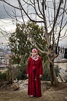 Turkey / Hatay / Syrian Refugee / 2014 / Bedia is