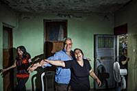 Turkey / Hatay / Syrian Refugee / 2013 / The fathe