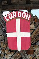Франция. Кордон