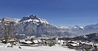 France / Rhone-Alpes / Haute-Savoie / Cordon / 201