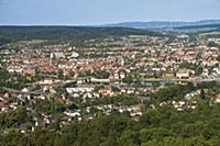 GERMANY / Lower Saxony / Hamelin / View from the K