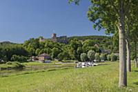 GERMANY / Lower Saxony / Polle / The idyllic locat
