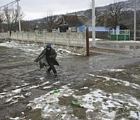 REPUBLIC OF MOLDOVA /Calarasi / Palanca / January