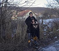 REPUBLIC OF MOLDOVA / Calarasi / Palanca / January