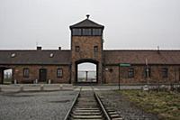 Концентрационный лагерь в Освенциме, Польша
