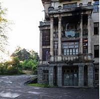 GEORGIA / Tskaltubo / 2019 / Decaying Soviet sanat