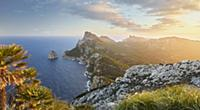view to the Formentor peninsula from the Talaia d'