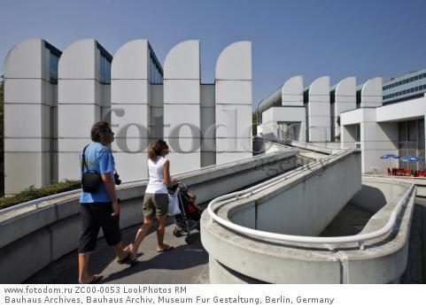 Bauhaus Archives, Bauhaus Archiv, Museum Fur Gestaltung, Berlin, Germany  Для коммерческого использования может требоваться очистка прав. Необходимо уточнение.
