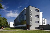 Bauhaus, Dessau, Saxony-Anhalt, Germany  Для комме