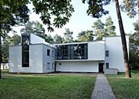 House Muche Schlemmer, Master House Settlement, Ba