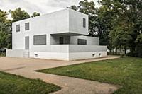 UNESCO World Heritage Bauhaus school, Gropius Hous