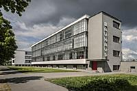 UNESCO World Heritage Bauhaus school, main buildin