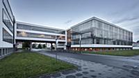 UNESCO World Heritage Bauhaus school, main buildin