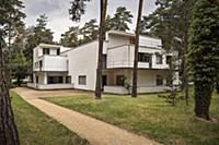 UNESCO World Heritage Bauhaus school, House Kandin