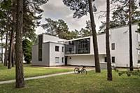 UNESCO World Heritage Bauhaus school, House Muche