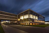 Bauhaus Dessau, Dessau-RoЯlau, Saxony-Anhalt, Germ