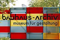 Bauhaus Archives, Bauhaus Archiv, Museum Fur Gesta