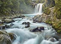 Tawhai Falls, Tongariro National Park, Manawatu-Ma