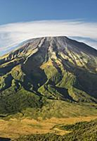 Mount Taranaki, near Pouakai Hut, Egmont National