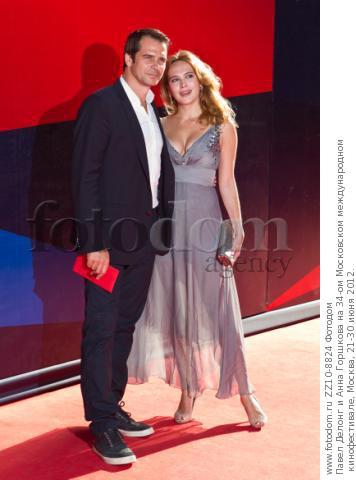 Михаил Борщев муж Анны Горшковой фото с актрисой