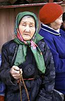 Буддистский монастырь в Бурятии. Россия.