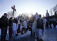 Крещение Христово в селе Софрино. Софрино, Московс