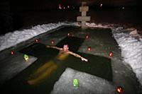 Крещение Христово в селе Ильинское. Ильинское, Мос