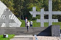 'Хатынь'. 'Кладбище деревень'.