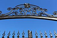 Несвиж. Несвижский замок. Ворота замкового комплек