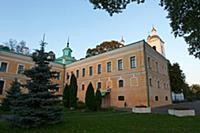Полоцк. Музей-библиотека Симеона Полоцкого.