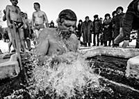 Крещение в Останкино