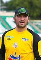 Александр Овечкин играет в футбол