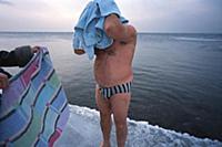 Крещение Христово на озере Байкал