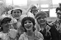 Новогодний маскарад 1985г.
