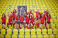 Акция «Футбол против наркотиков и рассизма»
