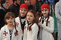 Грузинский праздник 'Тбилисоба' в саду 'Эрмитаж'