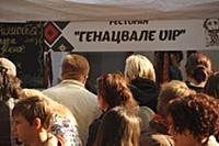 Грузинский праздник 'Тбилисоба' в саду 'Эрмитаж'.
