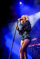 Рита Ора. Специальный концерт в Москве для HP Conn