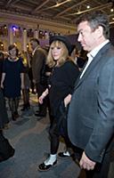 Алла Пугачева. Открытие Moscow Fashion Week в Гост