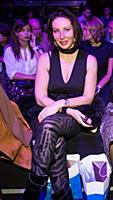 Алика Смехова. Открытие Moscow Fashion Week в Гост