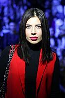 Эльмира Абдразакова. Неделя моды Mercedes-Benz в М